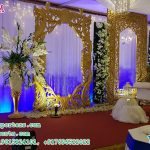 Elegant Wedding Reception Stage Decoration Fiji