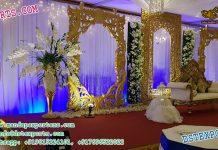 Elegant Wedding Reception Stage Decoration Fiji