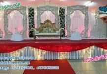 European Wedding Stage Set Decor