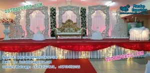 Europeon Wedding Stage Set Decor