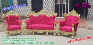 Exclusive Wedding Stage Sofa Set