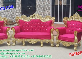 Exclusive Wedding Stage Sofa Set