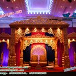 Indian Wedding Jodha Akbar Wedding Mandap