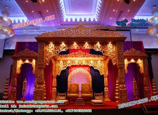 Indian Wedding Jodha Akbar Wedding Mandap