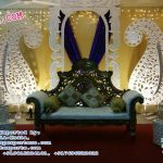 Indian Wedding Stage Set Decor