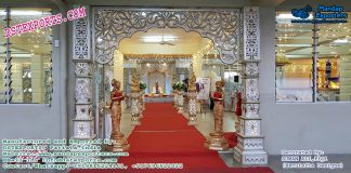 Jodha Akbar Wedding Entrance Gate