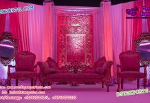 Modern Designed Asian Wedding Sofa Set