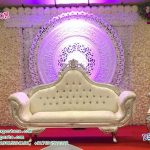 Modern Designed Asian Wedding Stage USA
