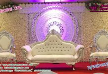 Modern Designed Asian Wedding Stage USA