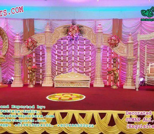 Shri Lankan Wedding Mandapam
