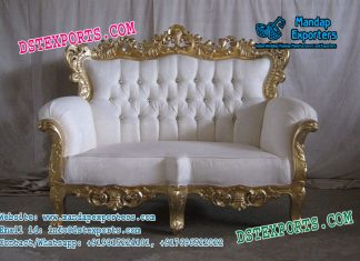 Washington Wedding Love Seat