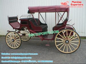 Canadian Wedding Horse Buggy For Sale