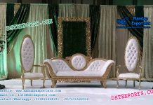 Asian Wedding Prominent Sofa Set