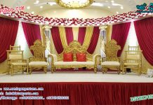 Best Designed Asian Wedding Stage Decor Canada