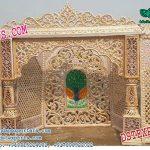 Bollywood Wedding Entrance Gate Decor
