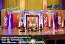 Buy Latest Designed Wedding Crystal Mandap UK