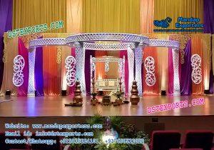 Buy Latest Designed Wedding Crystal Mandap UK