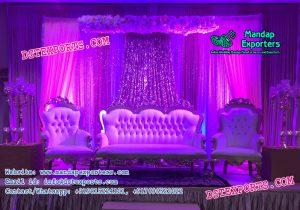 Buy Royal Look Wedding Sofa Set