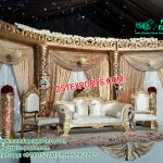 Eye-Catching Wedding Stages Set Decor