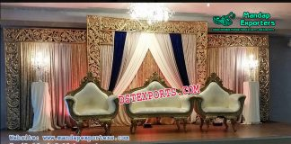 Glamorous Wedding Stage Panels Canada