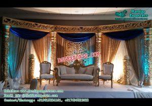 Gorgeous Wedding Stage Set Decor