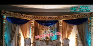 Gorgeous Wedding Stage Set Decor