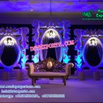 Grand Wedding Stage Backdrop Panels