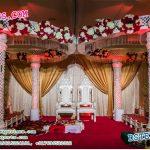 Hindu Wedding Butterfly Mandap