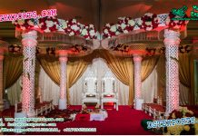 Hindu Wedding Butterfly Mandap