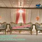 Royal Designed Wedding Stage Sofa Set
