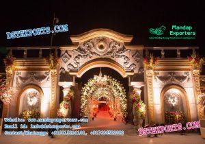 Royal Look Wedding Entrance Gate Canada