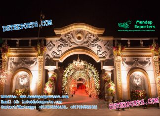 Royal Look Wedding Entrance Gate Canada