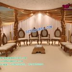 Stylish Wedding Mandap Chairs USA