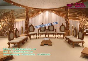 Stylish Wedding Mandap Chairs USA