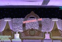 Astonishing Wedding Stage Decoration