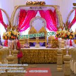 Best Designed Elephant Trunk Pillar Mandap