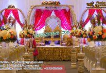 Best Designed Elephant Trunk Pillar Mandap