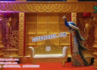 Best Sri Lankan Wedding Stage Decoration