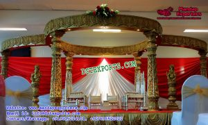 Exceptional Wedding Glorious Mandap Set