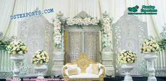 Exquisite Wedding Stage Decoration USA