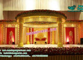 Glorious South Indian Marriage Mandap
