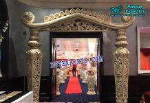 Gujarati Wedding Entrance Gate Deor