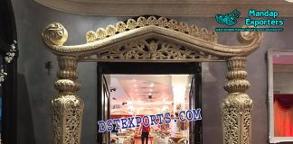 Gujarati Wedding Entrance Gate Deor