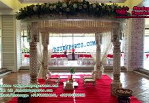 Hindu Wedding Decorative Mandap Set