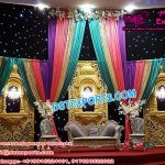Jharokha Frames Stage decoration