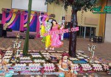 Radha Krishan Statue For Wedding Entrance