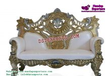 Royal Indian Wedding Sofa Furniture