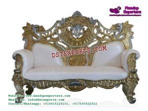 Royal Indian Wedding Sofa Furniture