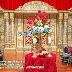 Splendid Indian Wedding Stage Decoration