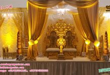 Stunning Wedding Stage Decor Canada
